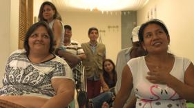 Rehabilitation of Ex-combatants in Colombia