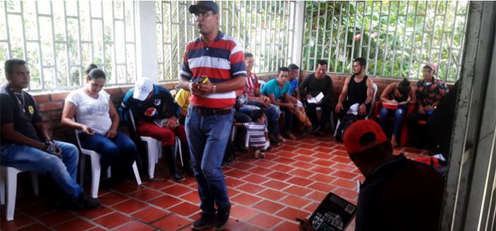 El-Rarra School Colombia