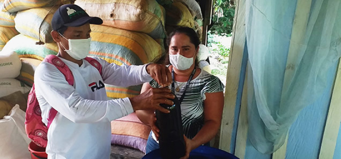 New Jobs Ex Combatants Colombia Farming Health
