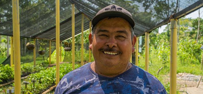 Cultivadores de coca - colombia