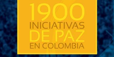 1900 Initiativas de Paz en Colombia