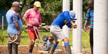 los ex cultivadores de coca Colombia