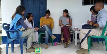 Job Training for Ex-combatants in Colombia