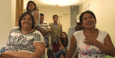 Rehabilitation of Ex-combatants in Colombia