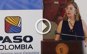 Angelika Rettberg Presents findings from study of 1900 Peace Initiatives in Colombia